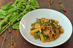 Recipe for Drunken Noodles, a.k.a. Pad Kee Mao, a.k.a. possibly my favorite Thai dish