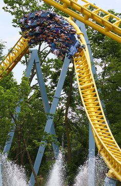 Skyrush | #Hershey park | USA #rollercoaster