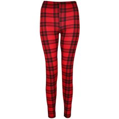 Womens Printed Viscose Leggings 8-22 ($2.95) ❤ liked on Polyvore featuring pants, leggings, viscose pants, red leggings, viscose leggings, rayon pants and red trousers