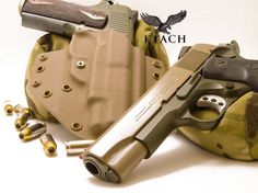 kydex owb holsters | KTACH Kydex Solutions