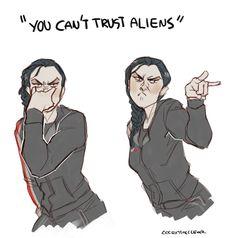 Shepard ain't here for any of that xenophobic bullcrap- Mass Effect Mass Effect Funny, Mass Effect 1, Commander Shepard, My Fantasy World, Dragon Age, Sci Fi, Anime, Fan Art, Normandy