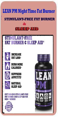 STIMULANT-FREE FAT BURNER & SLEEP AID. Lean PM is the best fat loss supplement without caffeine or other stimulants. No jitters, headaches, or crashes - burn fat while you sleep, it's that simple. The science-based synergistic formula works to promote maximum fat burning, relaxation, mood enhancement, and a deeper sleep. work out,fitness diet,exercise,eat fit,fit bodie,how to get fit,fitness quots,LEAN PM Night Time,Fat Burner Kinobody Workout, Fitness Diet, Elle Fitness, Best Weight Gainer, Glute Isolation Workout, Best Diet Pills, Fat Loss Supplements, Diabetic Recipes For Dinner, Best Weight Loss Supplement