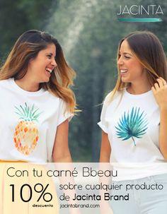 💚¡Llega a #bbeau @jacinta_brand! 10% dto. si eres BBEAU ¡Su colección única te sorprenderá! 💚  https://www.bbeau.es/producto/jacinta-brand-10-de-descuento/