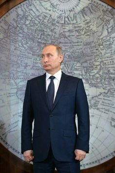 Russian President/Dictator Vladimir Vladimirovich Putin.