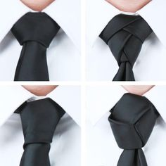 Going Out? Try These Four Creative Ways To Tie A Tie