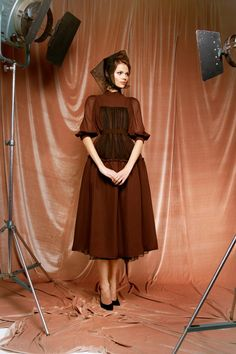 Ulyana Sergeenko | Коллекции весна-лето 2012 | Москва | VOGUE
