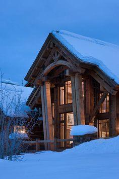 Elk Ridge Lodge Timbers