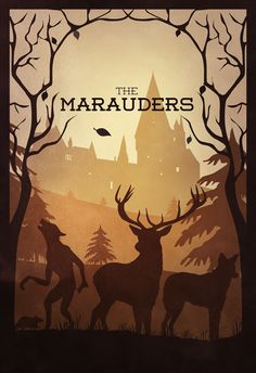 The Marauders Art Print by Sevillaseas