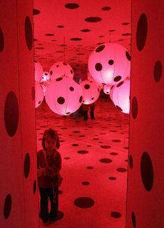 Dots Obsession, Yayoi Kusama