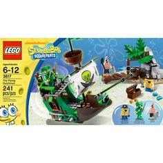LEGO SpongeBob SquarePants The Flying Dutchman Building Set
