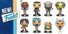 Star Wars Rebels Gets Their Own Funko Pop! Series