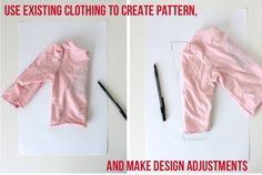 TUTORIAL: Boatneck Tunic and Making your own patterns| MADE
