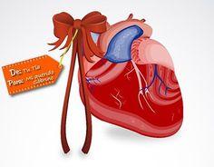 """Check mi nuevo trabajo en mi @Behance portfolio: """"Los órganos no van al cielo, hoy regala vida."""" http://on.be.net/1Ofq0PV"""