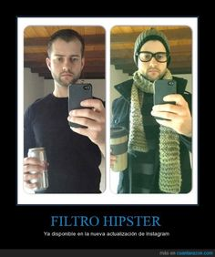 FILTRO HIPSTER