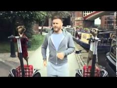 ▶ X Factor judge Gary Barlow teams up with meerkat for two part advert - YouTube