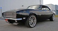 From the tremendous body work and paint, to the high end custom interior and perfectly detailed engine bay this 1968 Chevy Camaro is a killer Pro Touring muscle car. Check out the video!