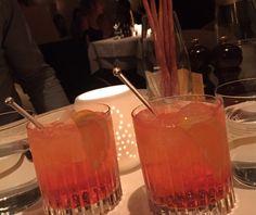 The perfect Italian evening in London City #italiansintheworld