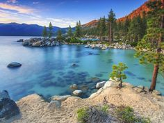 5 hidden beaches at Lake Tahoe