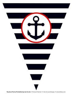 Resultado de imagen para nautical party