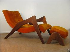 One Of My Adrian Pearsall Lounge Chairs. Modern Lounge ...