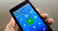 Windows 10 Mobile build 10549 now available for download