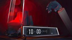 Texture, lighting. Flip Clock, Texture, Lighting, Red, Home Decor, Surface Finish, Decoration Home, Room Decor, Lights
