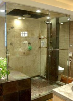 An Award Winning Master Suite Oasis! - asian - bathroom - dallas - Hilsabeck Design Associates, Inc. Asian Bathroom, Small Bathroom, Modern Bathroom, Dream Bathrooms, Beautiful Bathrooms, Master Bathrooms, Bathroom Renos, Bathroom Ideas, Bathroom Designs