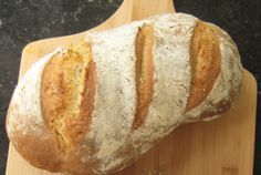 Spelen met je eten: Stap voor stap een Spelt Landbrood maken