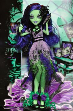 Amanita Nightshade Monster High