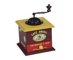 Molinillo de café de madera DM
