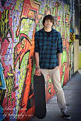 Need to find a cool graffiti wall! Teenager Photography, Senior Boy Photography, Graffiti Photography, Male Photography, Boy Senior Portraits, Senior Boy Poses, Senior Guys, Male Senior Pictures, Senior Photos