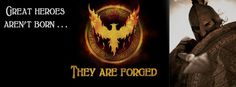 Los heroes NO nacen, Ellos son forjados