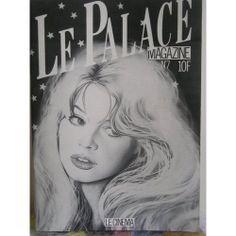 Le Palace Magazine N°07 Le Palace, Magazine Covers, Magazines, Fashion, Actresses, Journals, Moda, Fashion Styles, Fashion Illustrations
