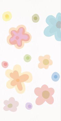 Iphone Wallpaper Tumblr Aesthetic, Iphone Background Wallpaper, Aesthetic Pastel Wallpaper, Aesthetic Wallpapers, Hippie Wallpaper, Retro Wallpaper, Cartoon Wallpaper, Simple Wallpapers, Pretty Wallpapers