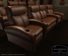 Our Q9 Series Model #hometheater #homedecor