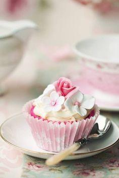 Cup cake lekker