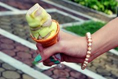 """Pinoy Ice Cream, also known as """"Dirty ice creem"""" or sorbetes"""