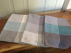 Ravelry: noellenelson's Houndstooth Tea Towels