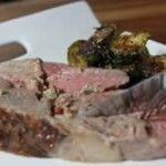 Smoked Leg of Lamb - Smoking Meat Newsletter