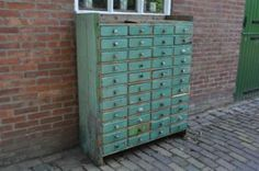 ≥ industriële ladenkast - Kasten | Ladenkasten - Marktplaats.nl