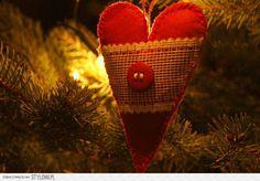 pierwsza własna choinka Boże Narodzenie 2012