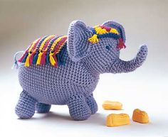 I am going to make this circus elephant...cool