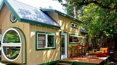 Incredibly Beautiful Oasis Tiny House from Paradise Tiny Homes - YouTube