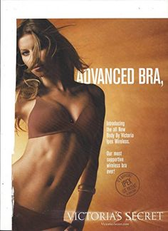 6d6d46066c3 PRINT AD With Gisele Bundchen For 2005 Victorias Secret Ipex Bras   You can  get more details by clicking on the image.