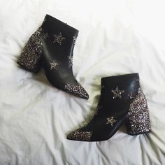 ASOS 'Radio Hotshot' Western Ankle Boots | omfgwinnie