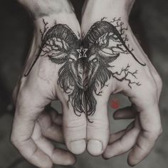 Check out the placement of these rad hand tattoos by Rei Wang.ink - Check out the placement of these rad hand tattoos by Rei Wang. Hand Tattoos, Unique Tattoos, Body Art Tattoos, Sleeve Tattoos, Pretty Tattoos, Thumb Tattoos, Side Tattoos, Small Tattoos, Occult Tattoo