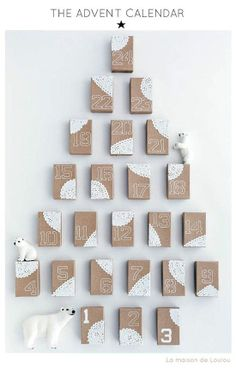 Choinka DIY / Cristmas Tree DIY