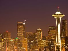 Washington, Space Needle : 50 States, 50 Landmarks : TravelChannel.com