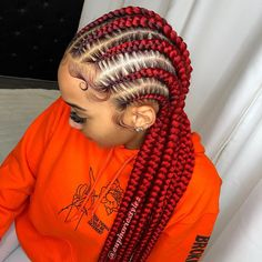 # goddess Braids with weave 25 Must-Have Goddess Braids Hairstyles Latest Braided Hairstyles, Feed In Braids Hairstyles, Braided Hairstyles For Black Women, Braids For Black Hair, My Hairstyle, African Hairstyles, Weave Hairstyles, Protective Hairstyles, Feed Braids