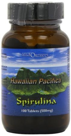 Microrganics 500mg Hawaiian Pacifica Spirulina - Pack of 100 Tablets     Tag a friend who would love this!     $ FREE Shipping Worldwide     Get it here ---> http://herbalsupplements.pro/product/microrganics-500mg-hawaiian-pacifica-spirulina-pack-of-100-t